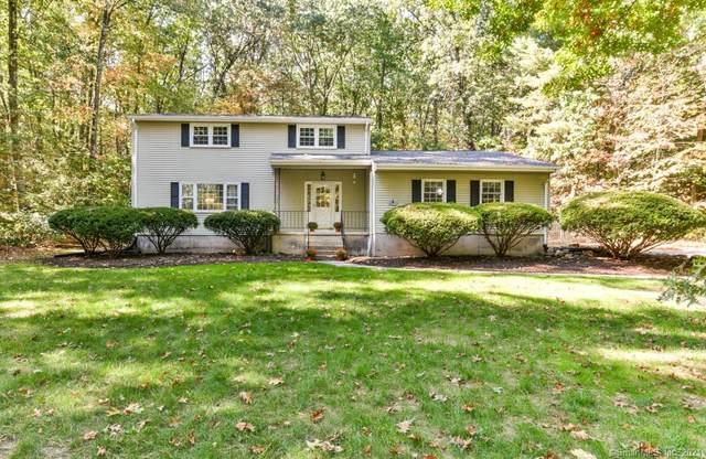 11 Elaine Drive, Simsbury, CT 06070 (MLS #170426312) :: Kendall Group Real Estate | Keller Williams