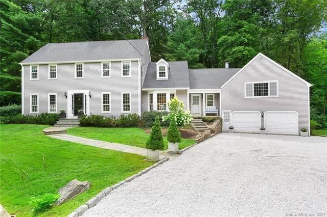 57 Ash Tree Lane, New Canaan, CT 06840 (MLS #170426384) :: Around Town Real Estate Team