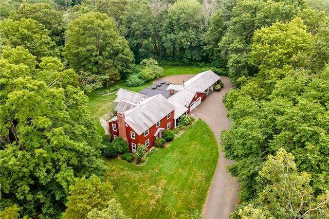 47 Griffing Pond Road, Branford, CT 06405 (MLS #170426411) :: Linda Edelwich Company Agents on Main