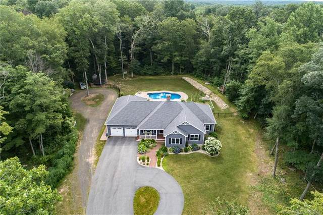 16 Tower Hill Road, Clinton, CT 06413 (MLS #170426429) :: Around Town Real Estate Team