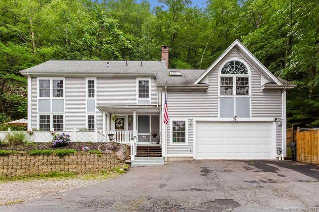 35 Cliff Drive, Avon, CT 06001 (MLS #170426474) :: The Higgins Group - The CT Home Finder