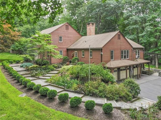 75 Great Ring Road, Newtown, CT 06482 (MLS #170426475) :: Spectrum Real Estate Consultants