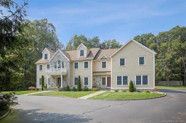 142 White Birch Road, New Canaan, CT 06840 (MLS #170426479) :: Around Town Real Estate Team
