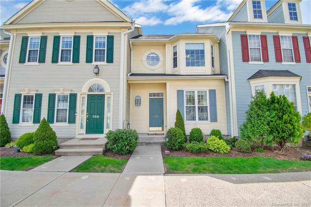 704 Cambridge Commons #704, Middletown, CT 06457 (MLS #170426481) :: Around Town Real Estate Team