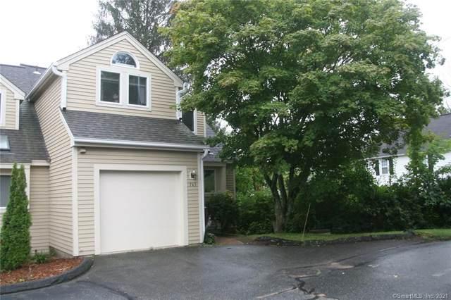 143 Courtyard Lane #143, Mansfield, CT 06268 (MLS #170426497) :: GEN Next Real Estate