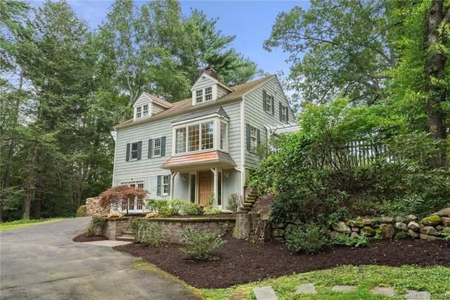 187-189 W Avon Road, Avon, CT 06001 (MLS #170426499) :: Chris O. Buswell, dba Options Real Estate