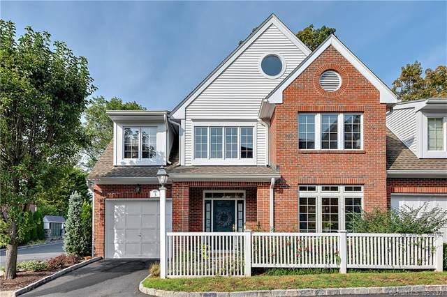 73 Weaver Street #3, Greenwich, CT 06831 (MLS #170426541) :: Kendall Group Real Estate | Keller Williams