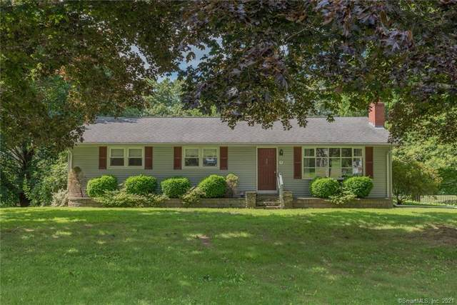 87 Mott Lane, East Haddam, CT 06469 (MLS #170426571) :: The Higgins Group - The CT Home Finder