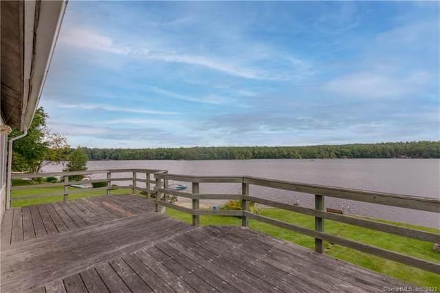 121 Bennett Road, Voluntown, CT 06384 (MLS #170426597) :: Michael & Associates Premium Properties | MAPP TEAM