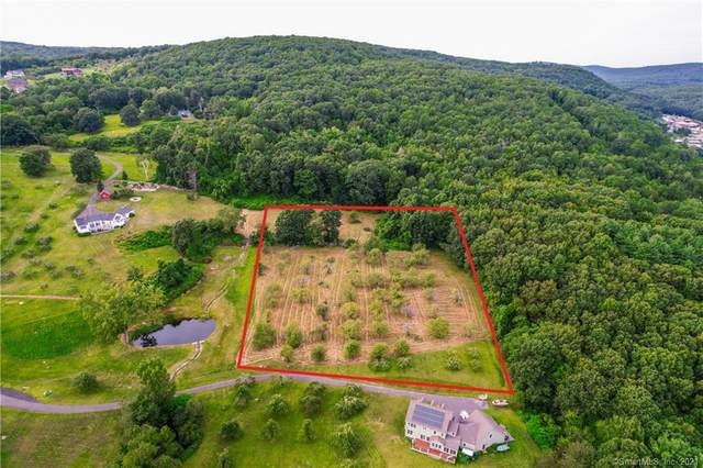 Lot 4 Peck Orchard Road, Hartland, CT 06027 (MLS #170426697) :: Around Town Real Estate Team