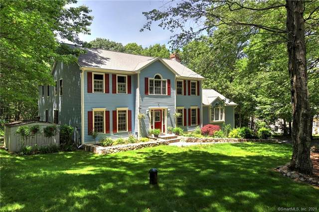 46 Quarter Horse Drive, Monroe, CT 06468 (MLS #170426713) :: GEN Next Real Estate