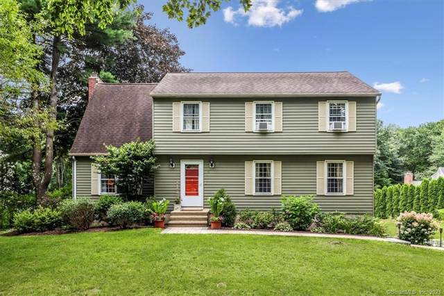 5 Streamview Circle, Guilford, CT 06437 (MLS #170426742) :: Linda Edelwich Company Agents on Main