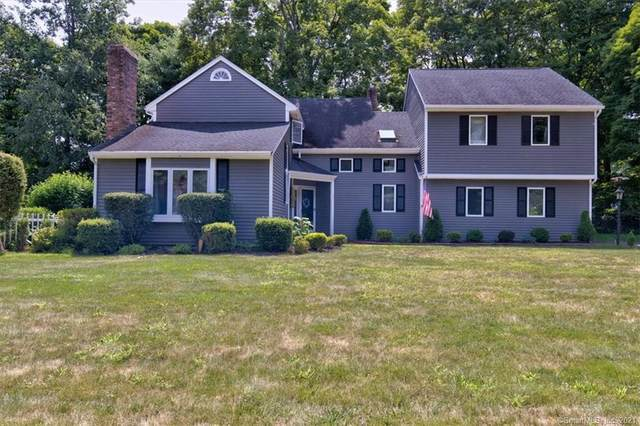 7 Chatham Woods Court, Cheshire, CT 06410 (MLS #170426753) :: Tim Dent Real Estate Group