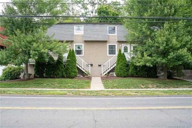 43 New Britain Avenue #43, Farmington, CT 06085 (MLS #170426781) :: Kendall Group Real Estate | Keller Williams