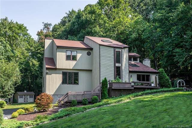 189 Josies Ring Road, Monroe, CT 06468 (MLS #170426790) :: Michael & Associates Premium Properties | MAPP TEAM