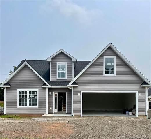 5 Deming Farm Drive #5, Newington, CT 06111 (MLS #170426806) :: Around Town Real Estate Team