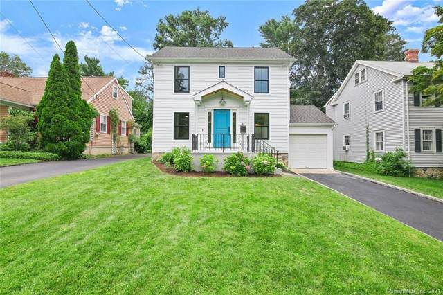 43 Crystal Street, New Canaan, CT 06840 (MLS #170426834) :: Around Town Real Estate Team