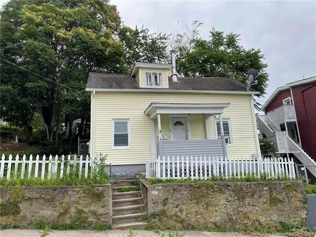 7 John Street, Norwich, CT 06360 (MLS #170426841) :: Spectrum Real Estate Consultants