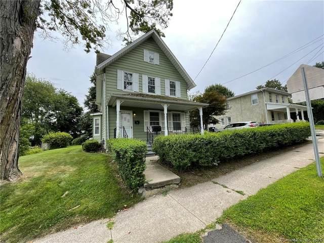 14 Highland Avenue, Danbury, CT 06810 (MLS #170426885) :: Around Town Real Estate Team