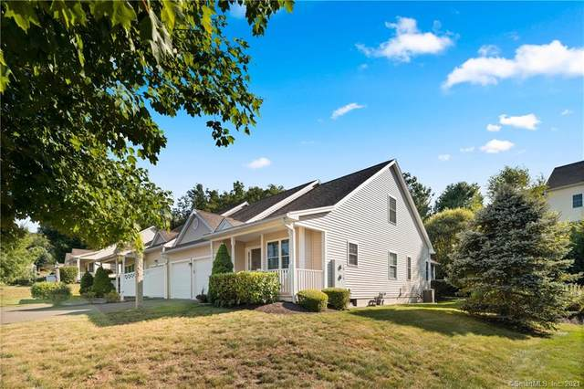 306 Spruce Hill Drive #306, Oxford, CT 06478 (MLS #170426927) :: Next Level Group