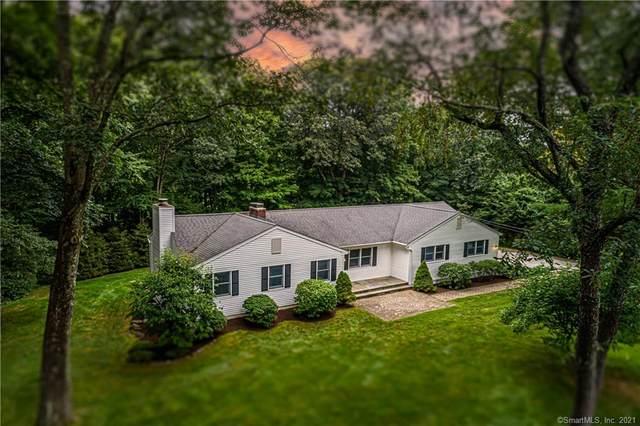 15 Sunset Hill Road, Wilton, CT 06897 (MLS #170426941) :: GEN Next Real Estate