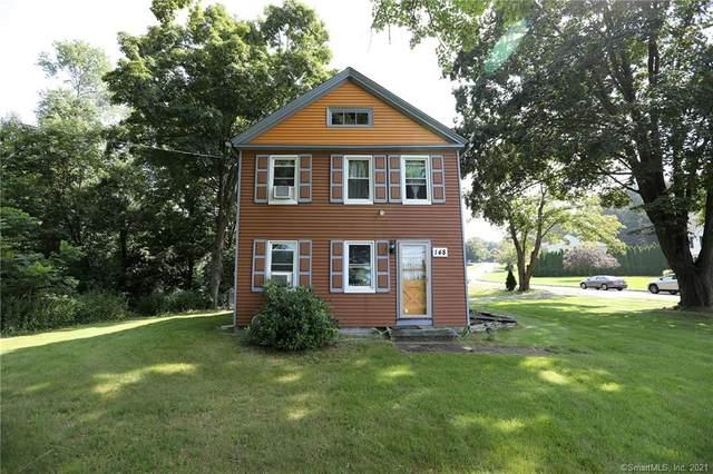 148 Rainbow Road, Windsor, CT 06095 (MLS #170426953) :: Kendall Group Real Estate | Keller Williams