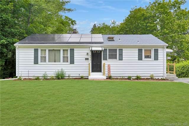 53 Spring Lane, Milford, CT 06460 (MLS #170426963) :: Michael & Associates Premium Properties | MAPP TEAM