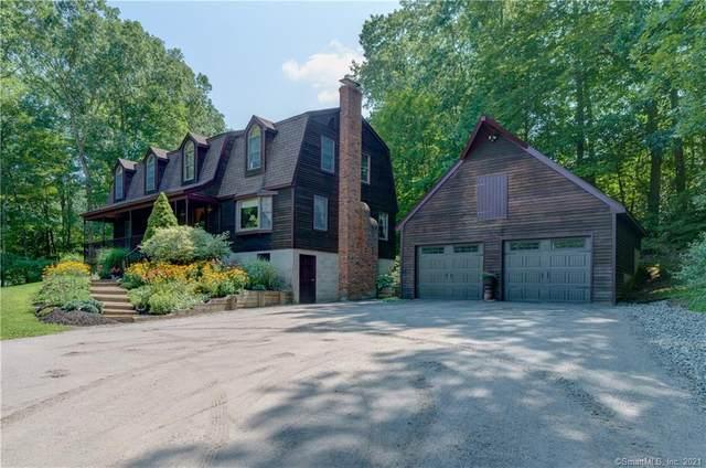 200 Turnpike Road, Willington, CT 06279 (MLS #170427055) :: Chris O. Buswell, dba Options Real Estate