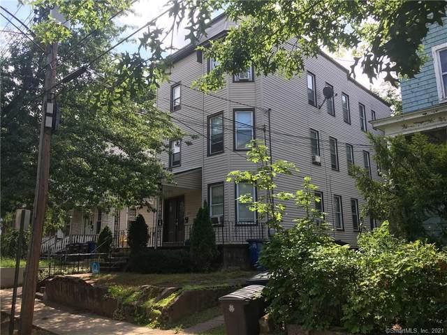 248 W Hazel Street, New Haven, CT 06511 (MLS #170427086) :: Linda Edelwich Company Agents on Main