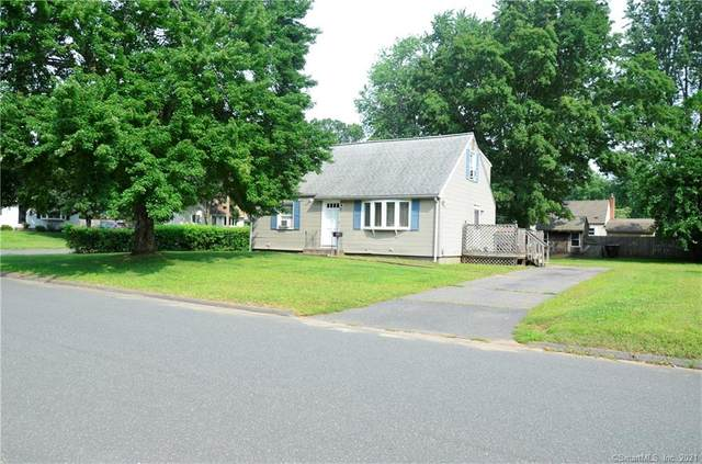 17 Dale Road, Enfield, CT 06082 (MLS #170427111) :: Linda Edelwich Company Agents on Main