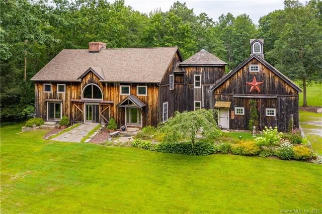 332 W Hill Road, New Hartford, CT 06057 (MLS #170427118) :: Michael & Associates Premium Properties | MAPP TEAM