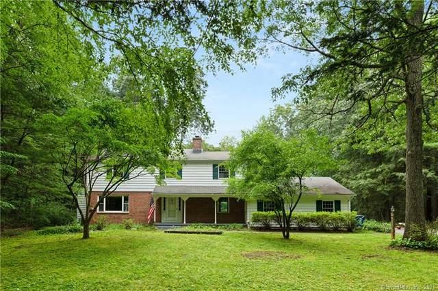 48 Canton Road, Simsbury, CT 06092 (MLS #170427311) :: Kendall Group Real Estate | Keller Williams
