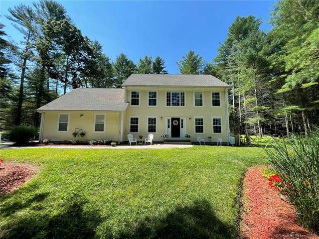 121 Kenwood, Griswold, CT 06351 (MLS #170427339) :: Linda Edelwich Company Agents on Main