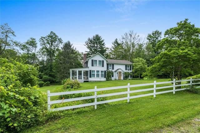 58 Jewett Hill Road, Sharon, CT 06069 (MLS #170427346) :: Kendall Group Real Estate | Keller Williams