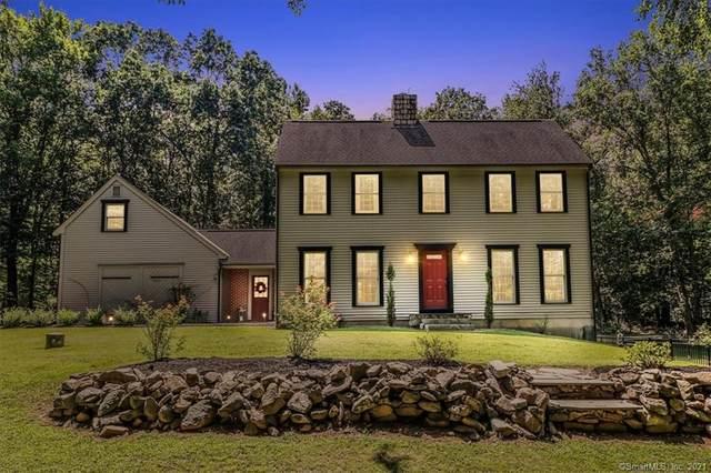 21 Sturges Road, Newtown, CT 06470 (MLS #170427373) :: Kendall Group Real Estate | Keller Williams