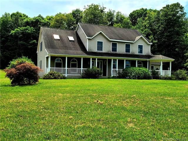 103 Currituck Road, Newtown, CT 06470 (MLS #170427436) :: GEN Next Real Estate