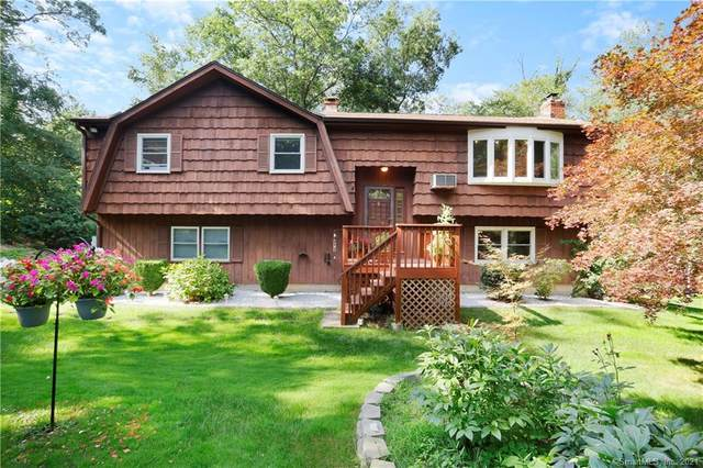 40 Ole Musket Lane, Danbury, CT 06810 (MLS #170427494) :: GEN Next Real Estate