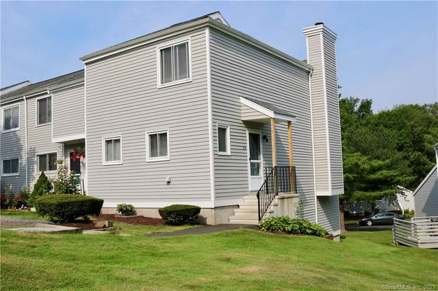 217 Blueberry Lane #217, Branford, CT 06405 (MLS #170427565) :: Linda Edelwich Company Agents on Main