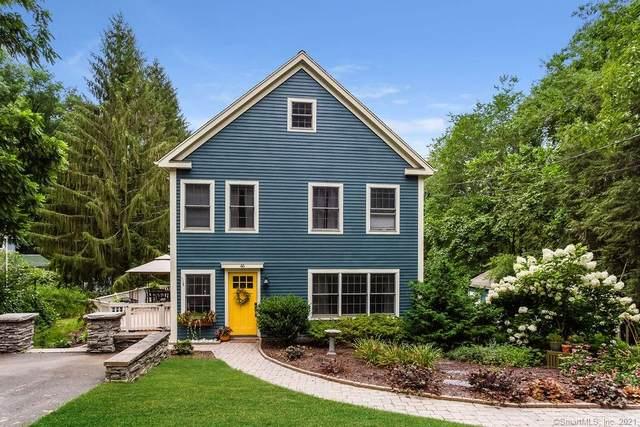 46 Cliff Drive, Avon, CT 06001 (MLS #170427580) :: GEN Next Real Estate