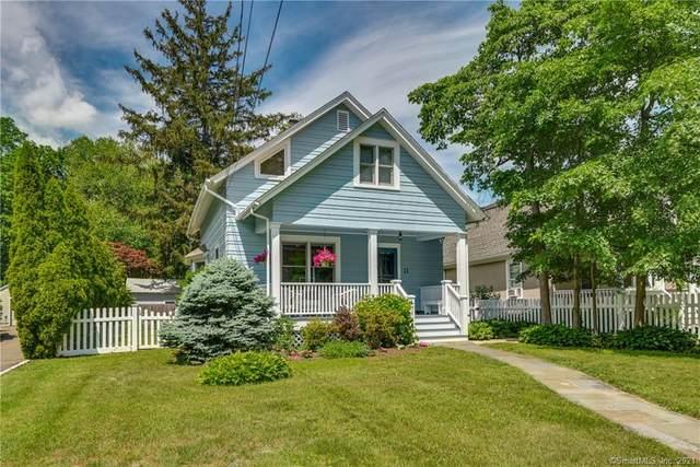 21 Hillside Avenue, Darien, CT 06820 (MLS #170427585) :: Chris O. Buswell, dba Options Real Estate