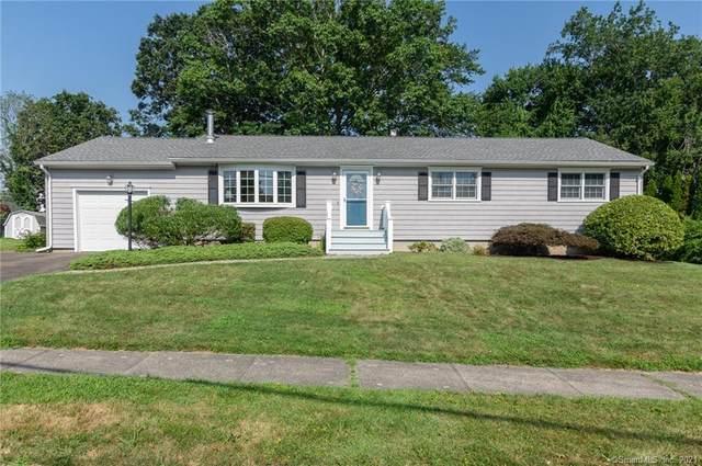 40 Linden Drive, Milford, CT 06460 (MLS #170427677) :: GEN Next Real Estate