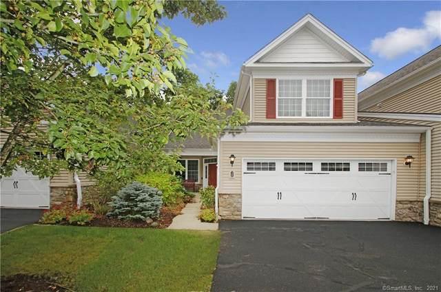 38 Watkins Drive #38, Newtown, CT 06482 (MLS #170427693) :: Chris O. Buswell, dba Options Real Estate