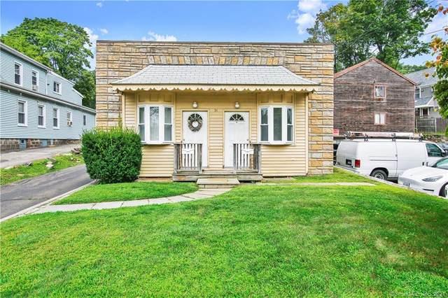 34 Dr Martin Luther King Jr, Norwalk, CT 06854 (MLS #170427720) :: GEN Next Real Estate