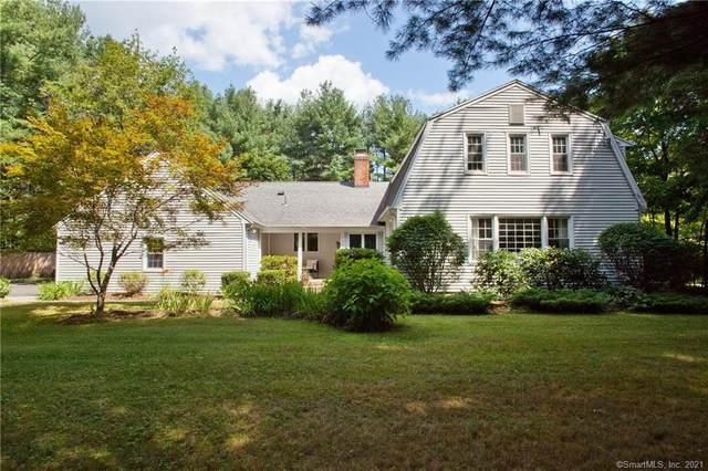 220 W Mountain Road, Simsbury, CT 06092 (MLS #170427746) :: GEN Next Real Estate