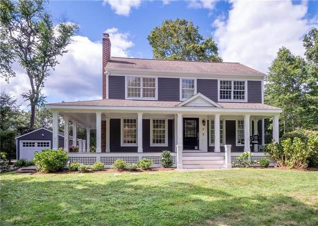 6 Scott Street, Norwalk, CT 06851 (MLS #170427748) :: GEN Next Real Estate