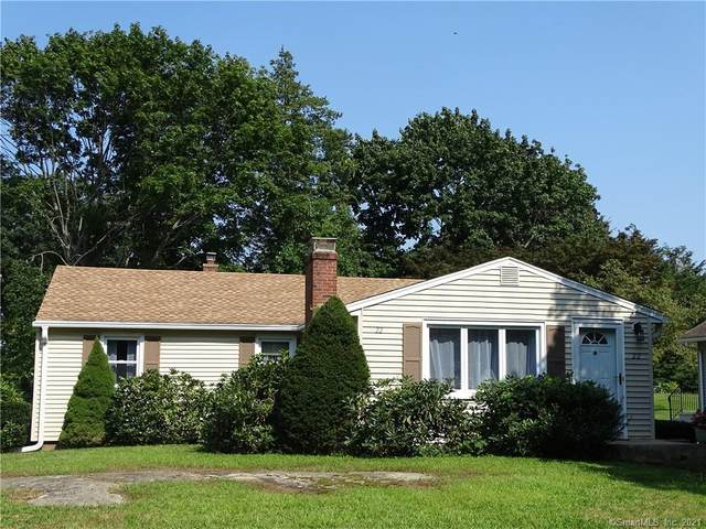 22 Marshall Road, Branford, CT 06405 (MLS #170427767) :: Linda Edelwich Company Agents on Main