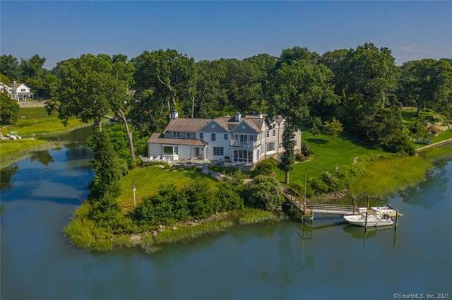 33 Beverly Place, Darien, CT 06820 (MLS #170427814) :: Linda Edelwich Company Agents on Main