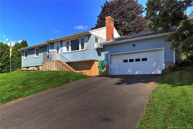 105 Crestview Drive, Watertown, CT 06795 (MLS #170427924) :: Linda Edelwich Company Agents on Main