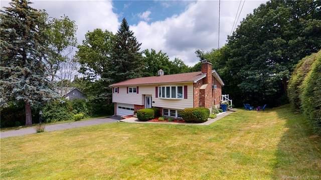 161 Split Rock Drive, Waterbury, CT 06706 (MLS #170427970) :: GEN Next Real Estate