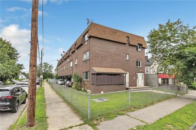 862 Wood Avenue #8, Bridgeport, CT 06604 (MLS #170428001) :: GEN Next Real Estate